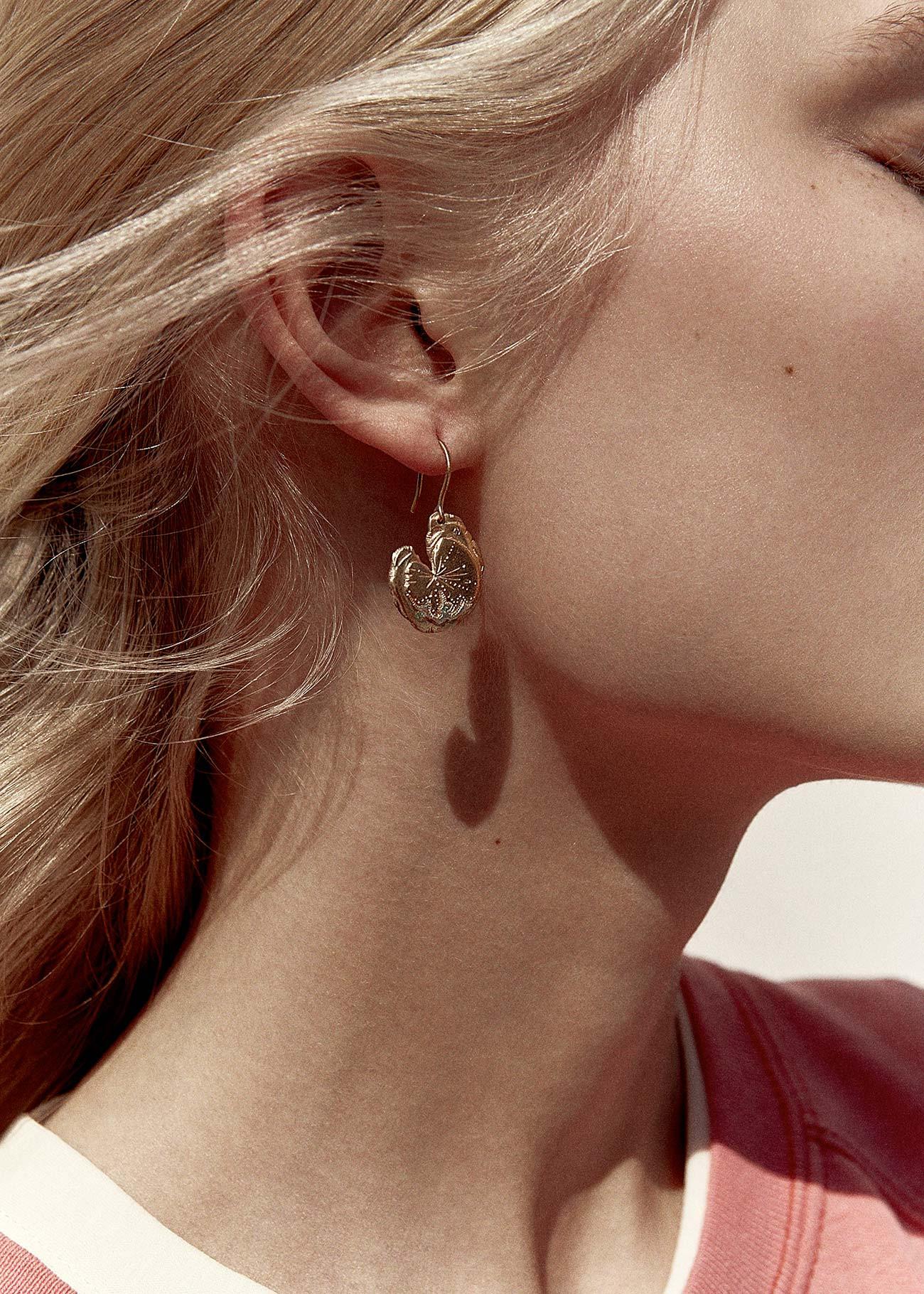 Pascale Monvoisin Earrings CALYPSO
