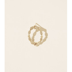 Pascale Monvoisin Earrings ADELE N°3