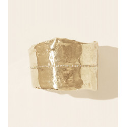 Pascale Monvoisin Bracelet GABY GOLD