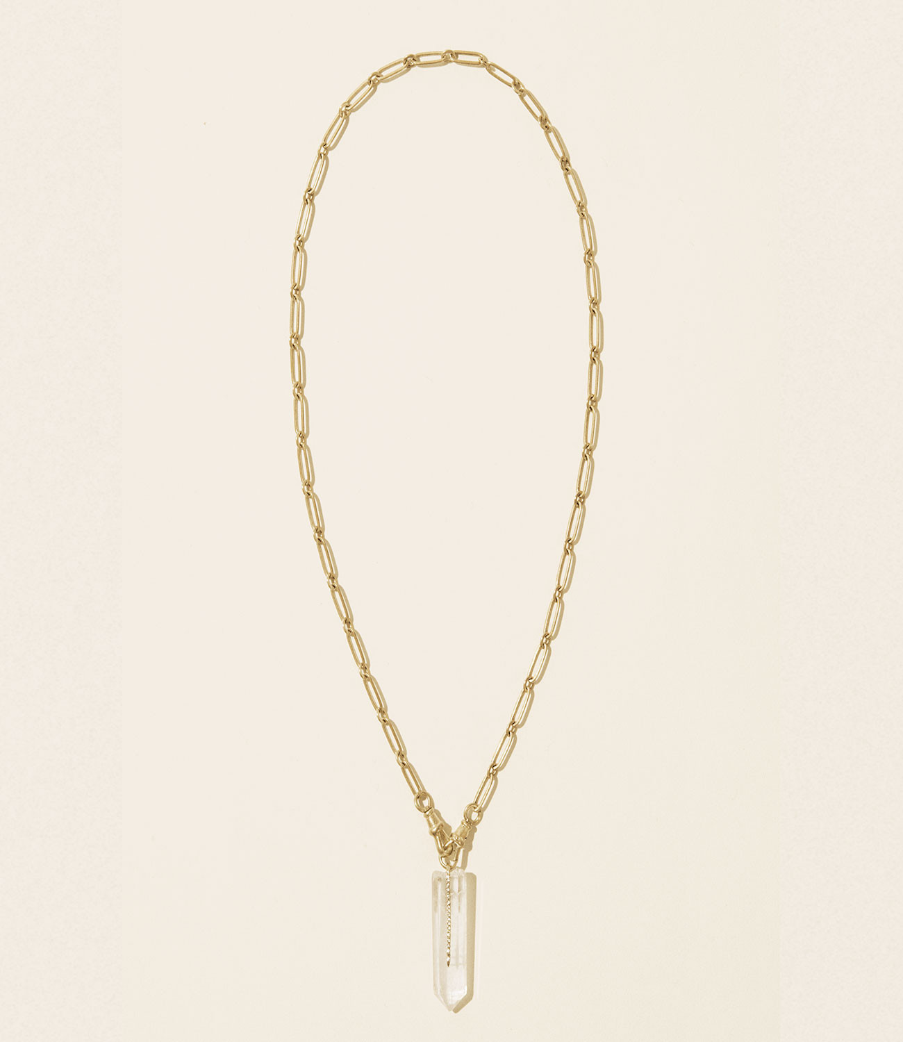 Pascale Monvoisin Necklace MOON N°2