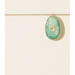 Collier SIMONE Collier TURQUOISE Pascale Monvoisin
