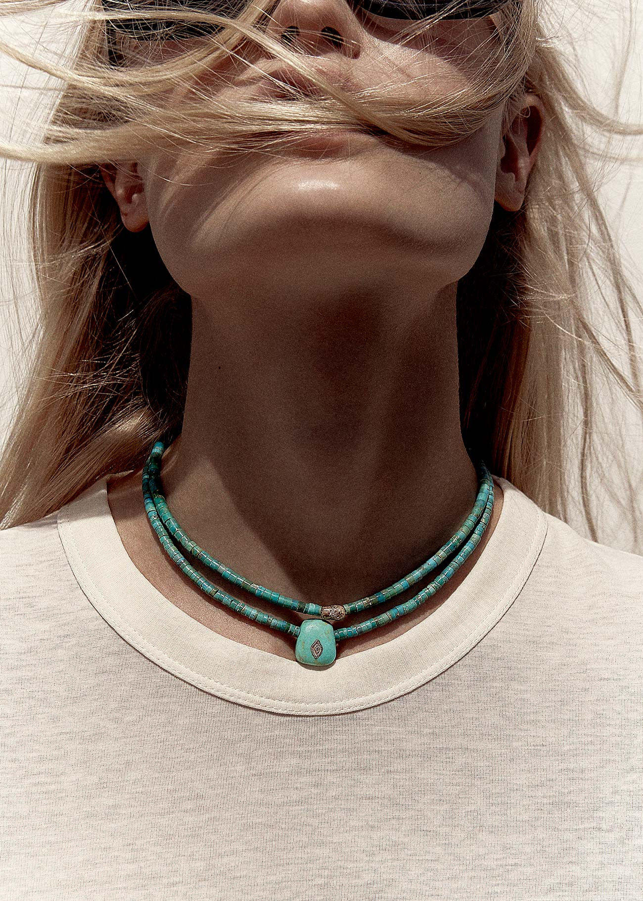 Pascale Monvoisin Necklace TAYLOR N°1
