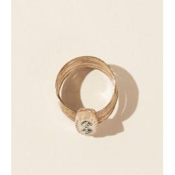 BOWIE N°1 BONE DIAMOND