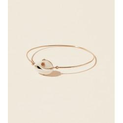 Bracelet CAURI RUBIS Pascale Monvoisin