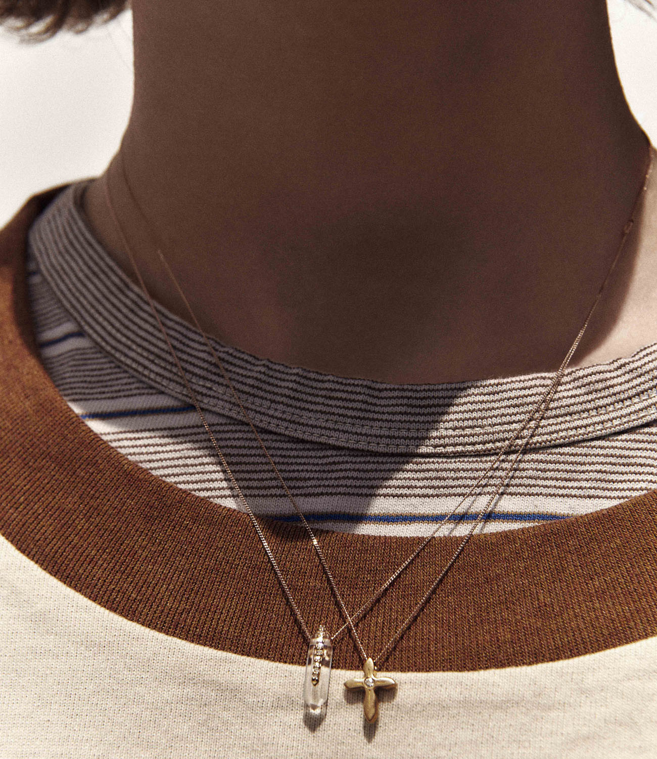 Pascale Monvoisin Necklace MOON N°1