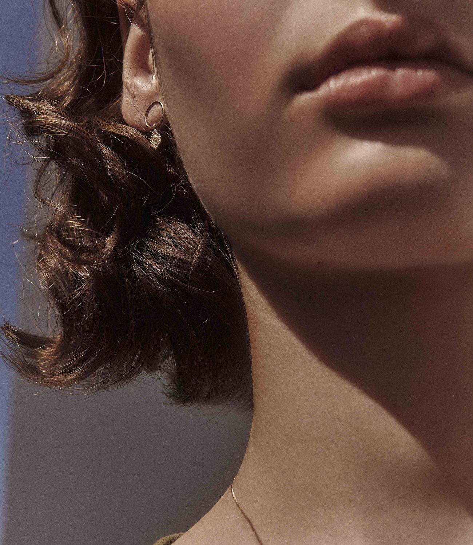 Pascale Monvoisin Earrings SOUAD N°1