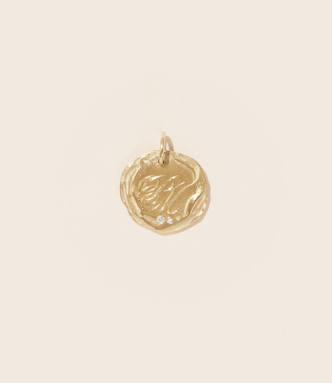 INITIALE N°4 Amulette