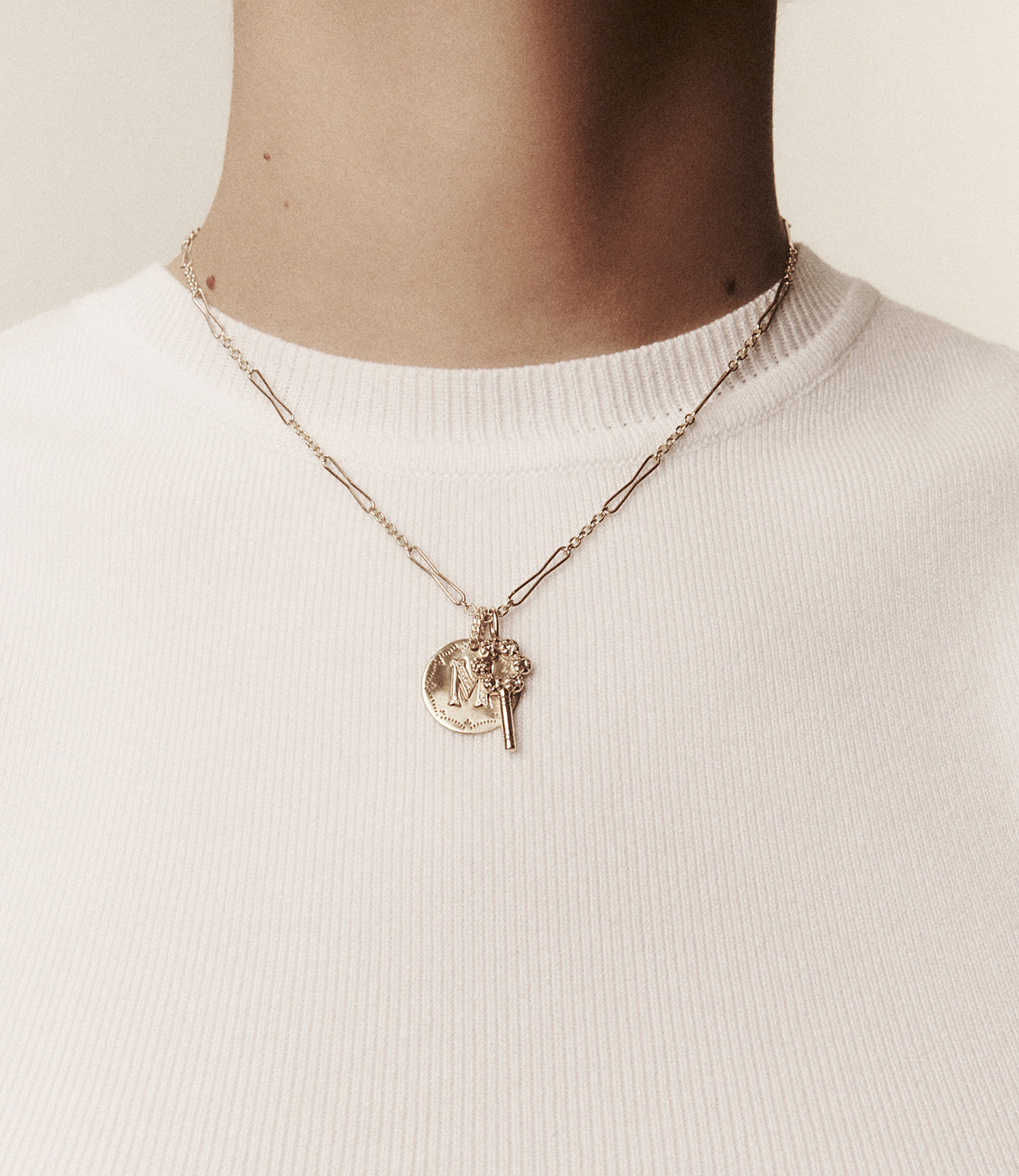 PETRA N°3 Collier Pascale Monvoisin Jewelry