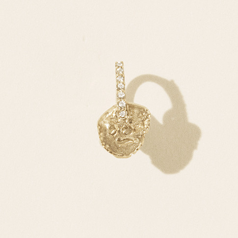 SINGLE EARRING IZIA